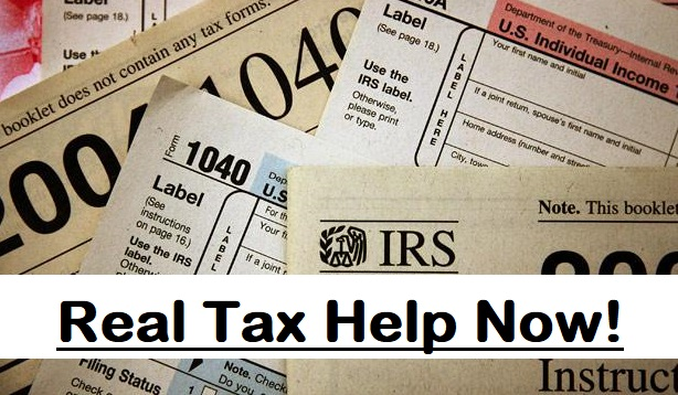 Real Tax Help Now